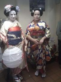 Hachiko and Hachidori